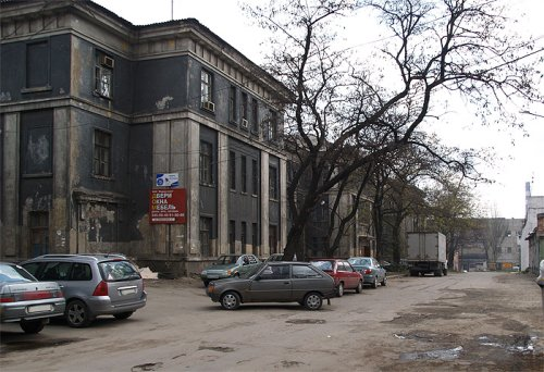 Старая Юзовка в новом Донецке