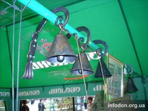 Дверные колокольчики в Донецке
