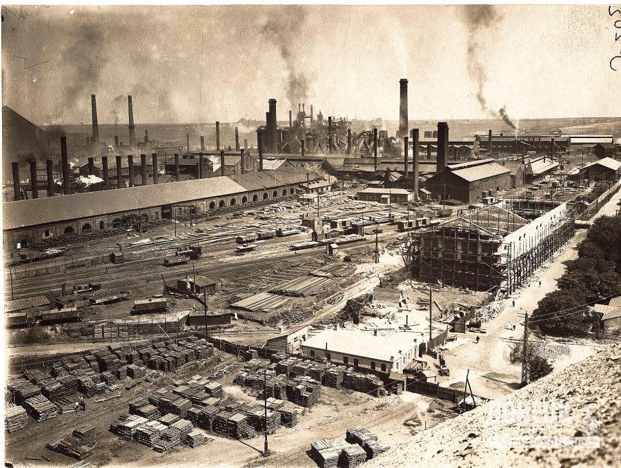 Металлургический завод Юза