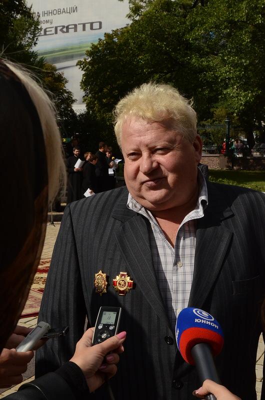 Сергей Викторович Самойлов, начальник участка литья колоколов Донецкого металлургического завода