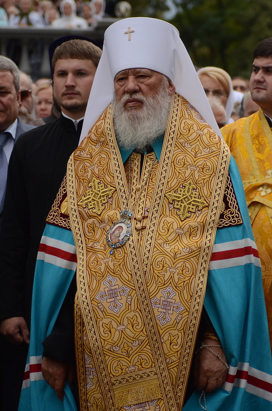 И митрополит Одесский и Измаильский Агафангел