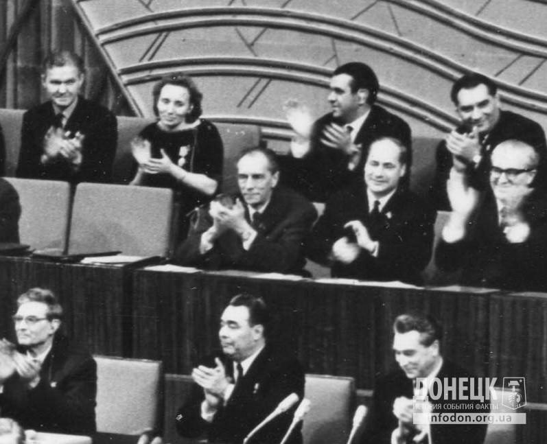 Президиум XXIV съезда