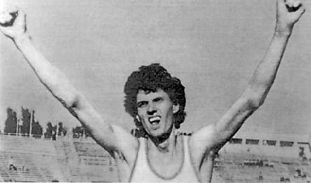 15 августа 1985 года. Донецк. Поварницын взял 2,40