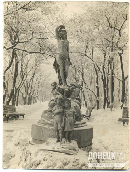 21. 1951 - 53гг. Главное украшение сквера.
