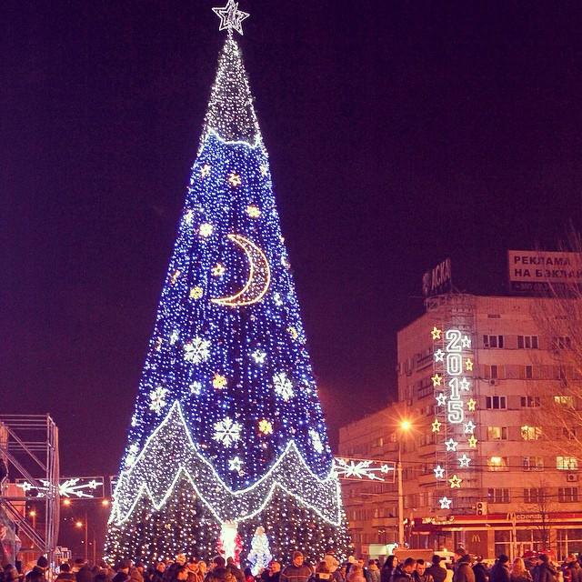 Новый год 2015. Фото donetskiy_dima