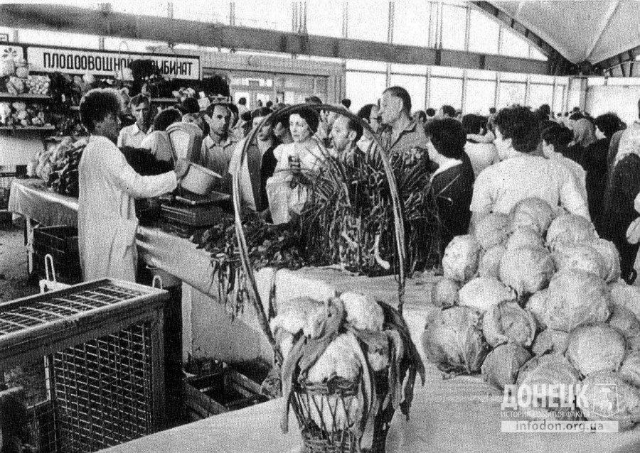 В овощных магазинах большой выбор витаминной продукции