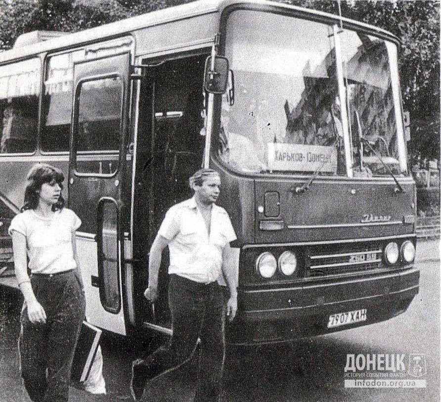 На автовокзал Северный прибывают комфортабельные автобусы