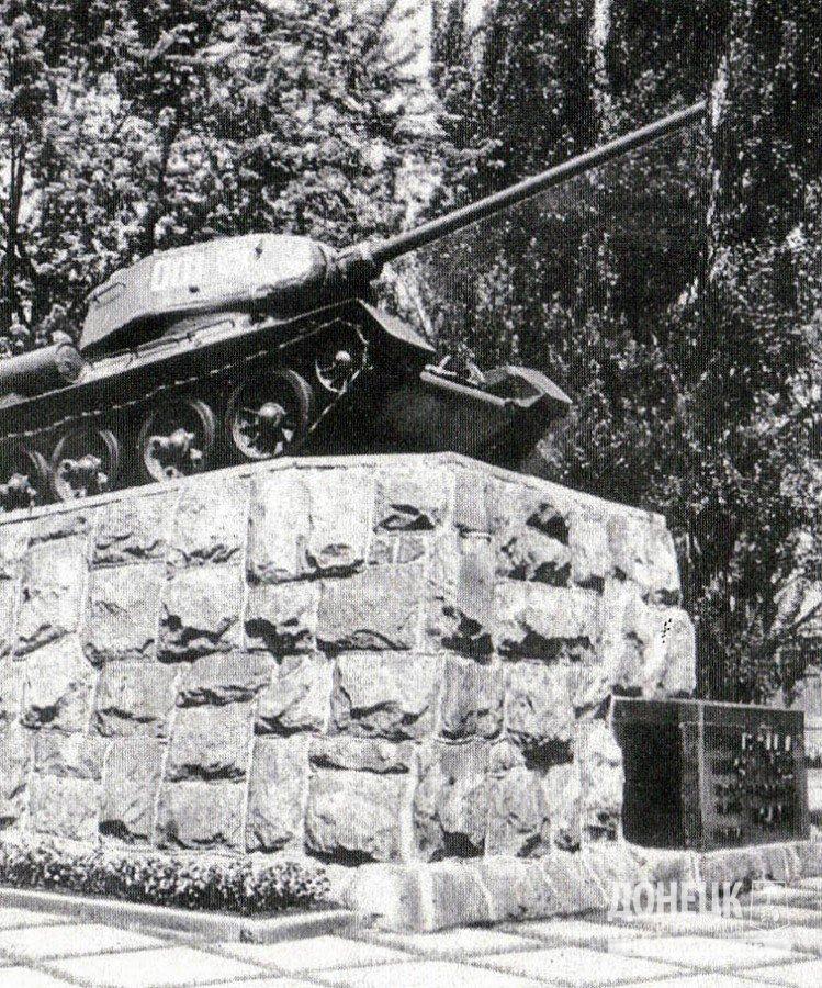 Памятник на могиле Ф.А. Гринкевича