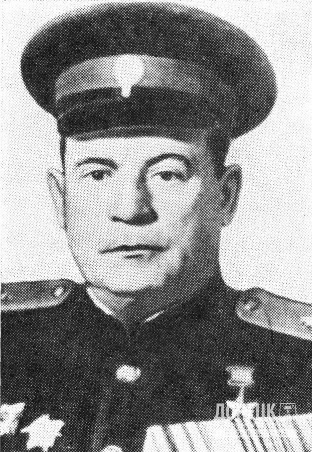 Анохин Иван Федорович