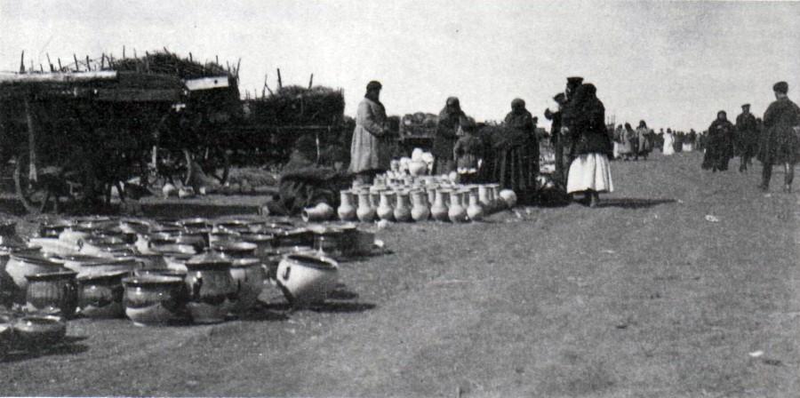 7 торговля гончарными изделиями