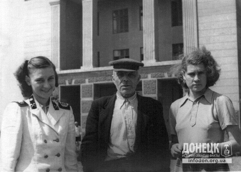 1951-52 гг. У 3-го корпуса ДИИ