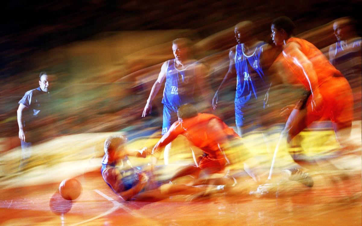 Баскетбол в Донецке