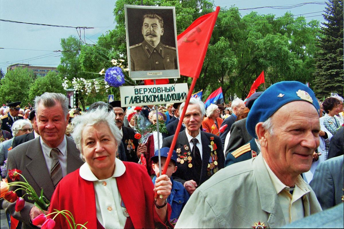 9 мая в Донецке