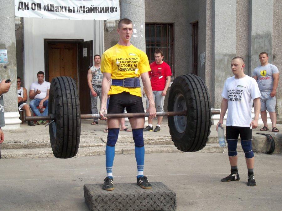 Медвежата умеют демонстрировать характер. Александр Котлубеев продвигался на 3 место с завидным упорством.