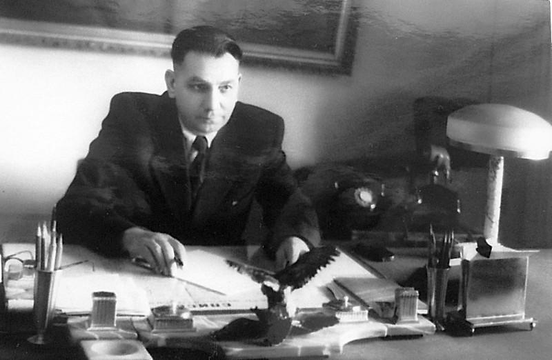 Григорий Иванович Баланов
