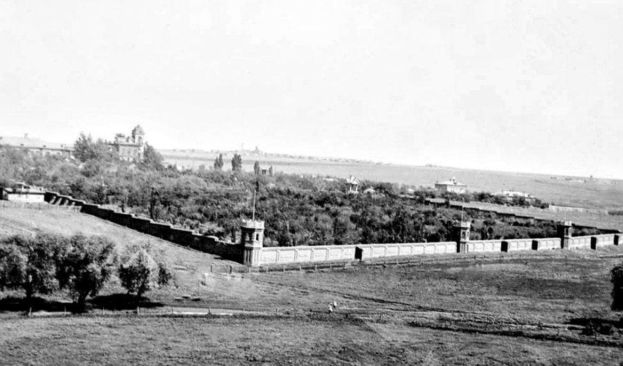 Общий вид Усадьбы Бальфура -фото 1910-х гг Использовался - возможно частично - под ДОПР до 1925 года