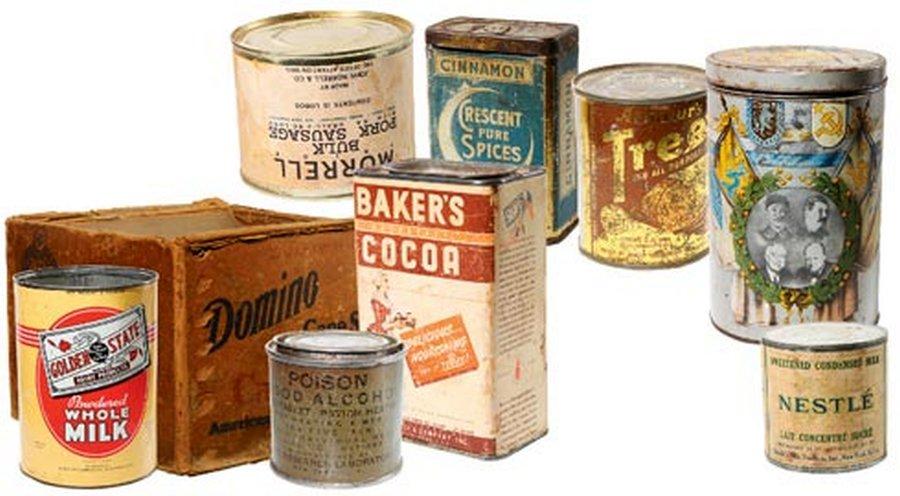 продукты по ленд-лизу