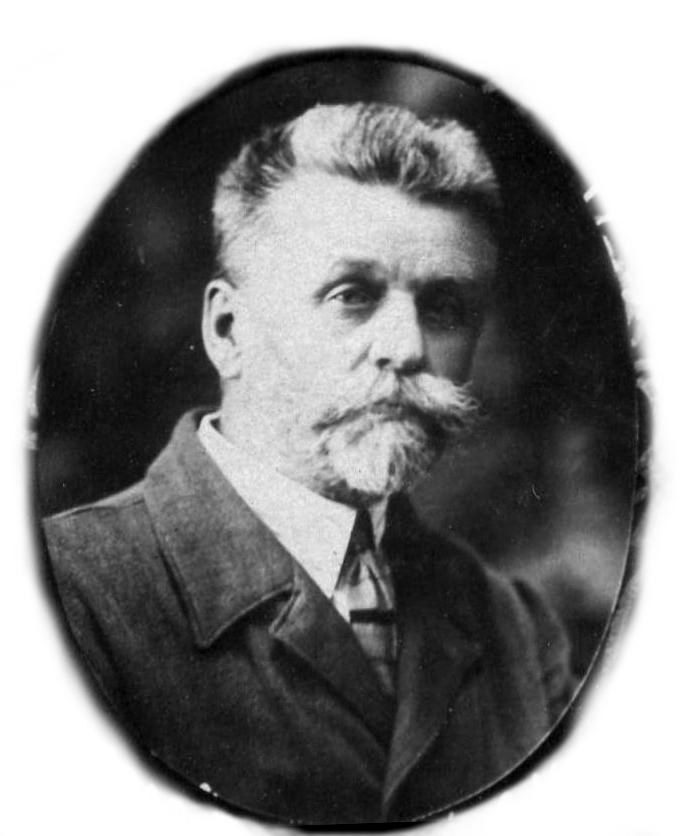 Профессор А.М. Первушин, 1935
