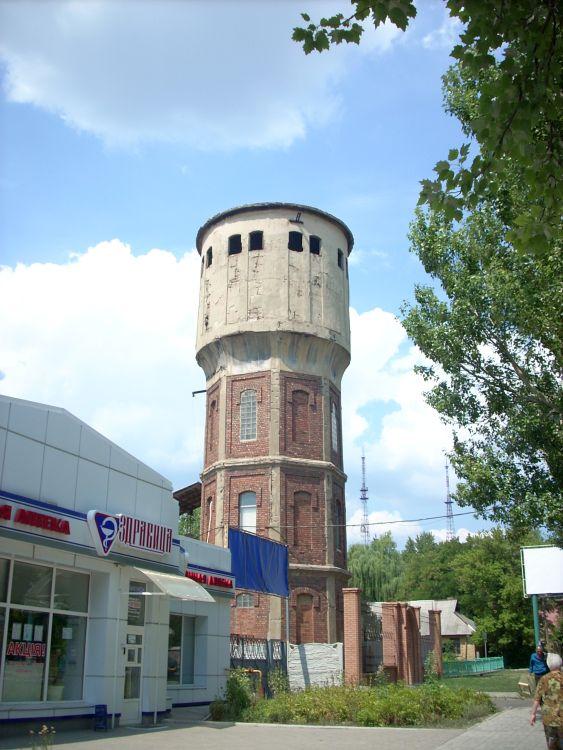 водонапорная башня поселка Стандарт