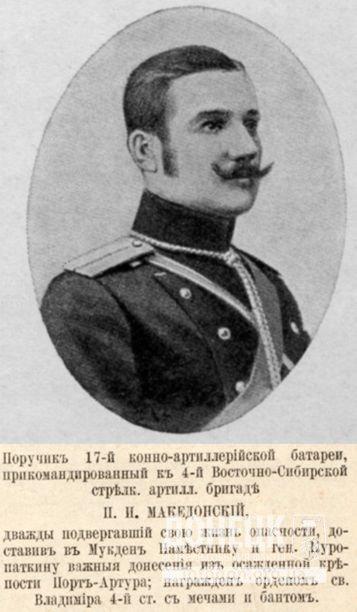 македонский павел иванович