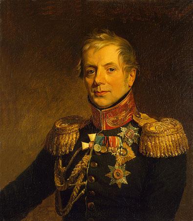 Коновницын П.П., герой 1812г. Его мать - урожденная Родзянко А.Е.  Владел землей в Бахмутском уезде