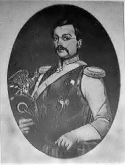 Родзянко Михаил Михайлович Родзянко (1821-1887). Владел землей в Бахмутском уезде