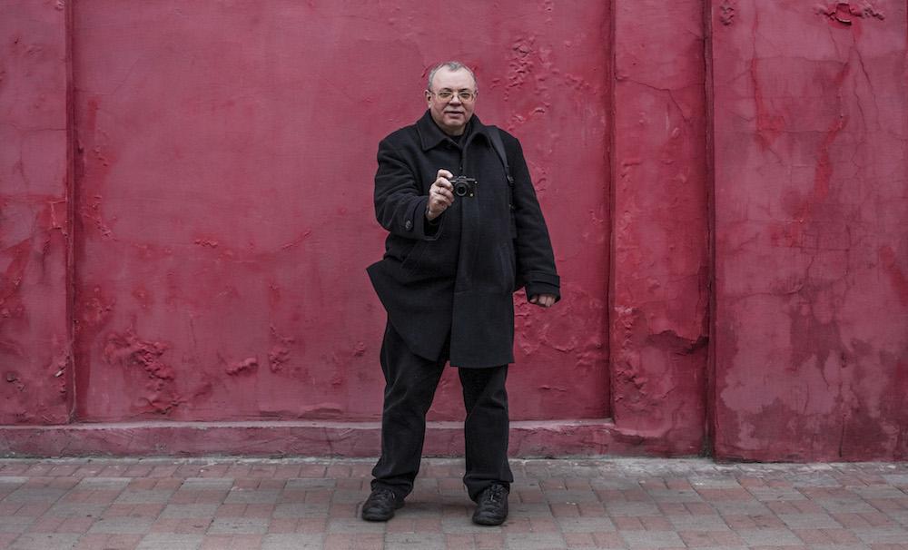 Валерий Милосердов. Фото: Антон Иванов по заказу IZIN, Киев, 2014