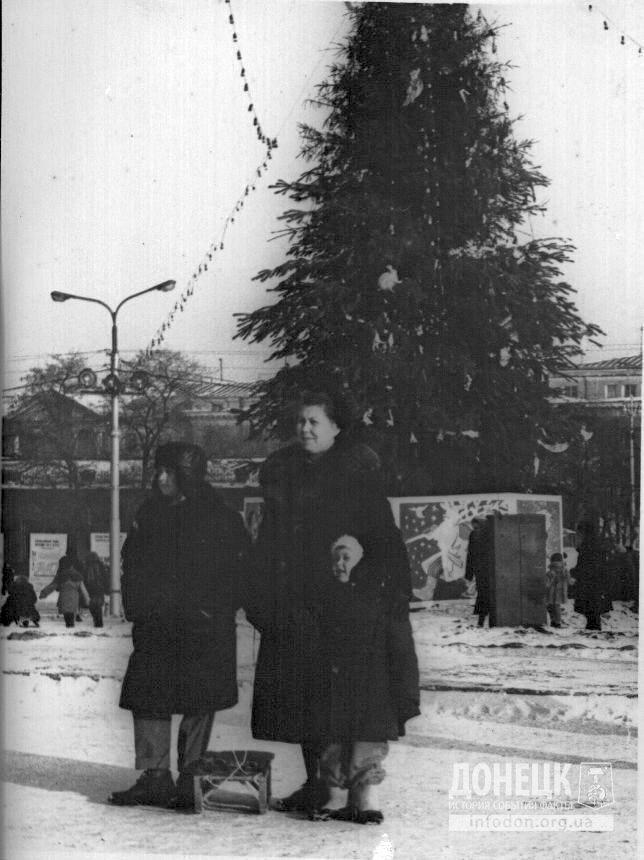 Елка 1961г