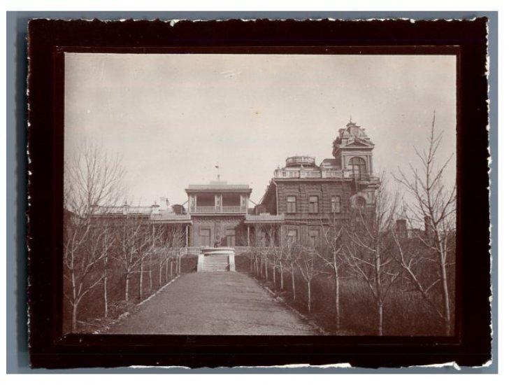 фото усадьбы 1902 год