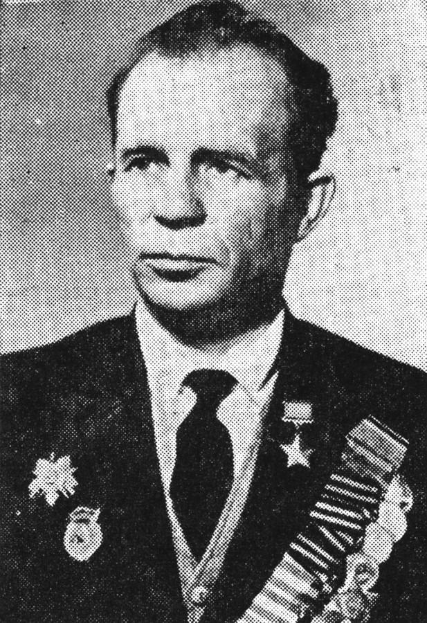 Беляков Иван Яковлевич