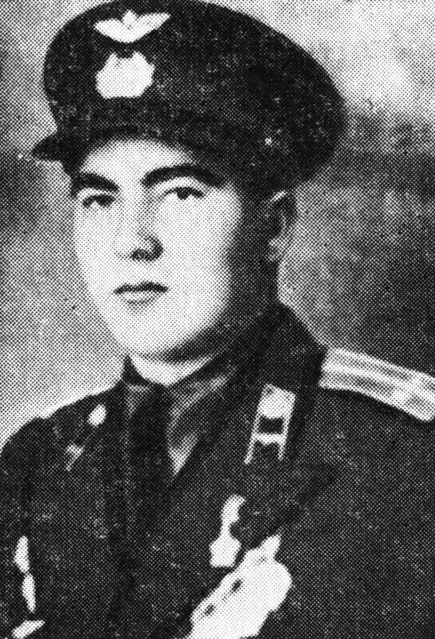 Бордюгов Андрей Алексеевич