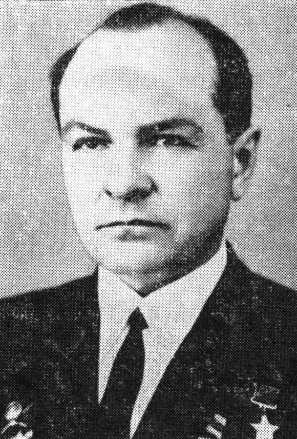 Буряк Николай Васильевич