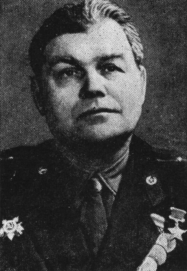 Бухтияров Василий Прохорович