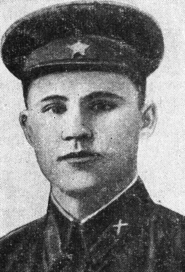 Волков Петр Тимофеевич