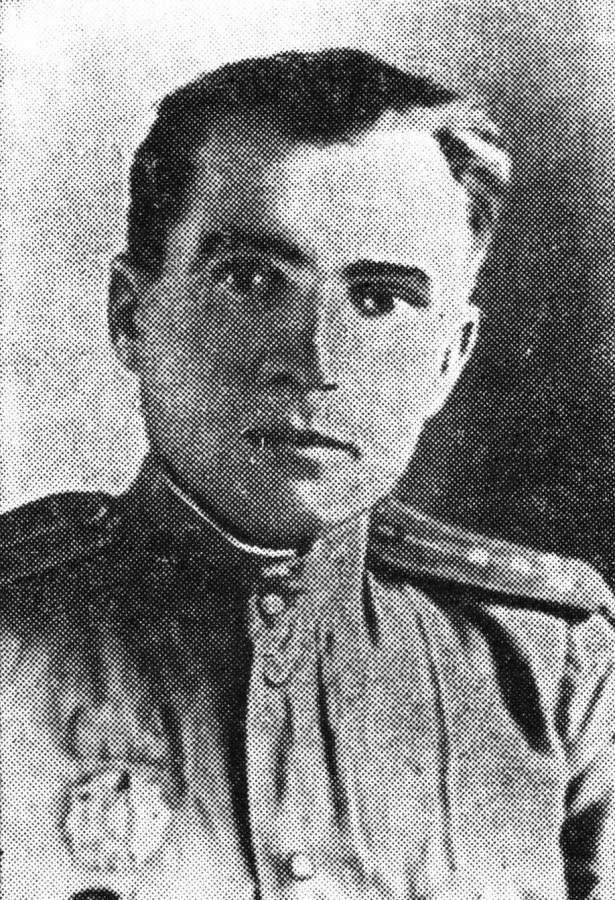 Волосатов Иван Кириллович