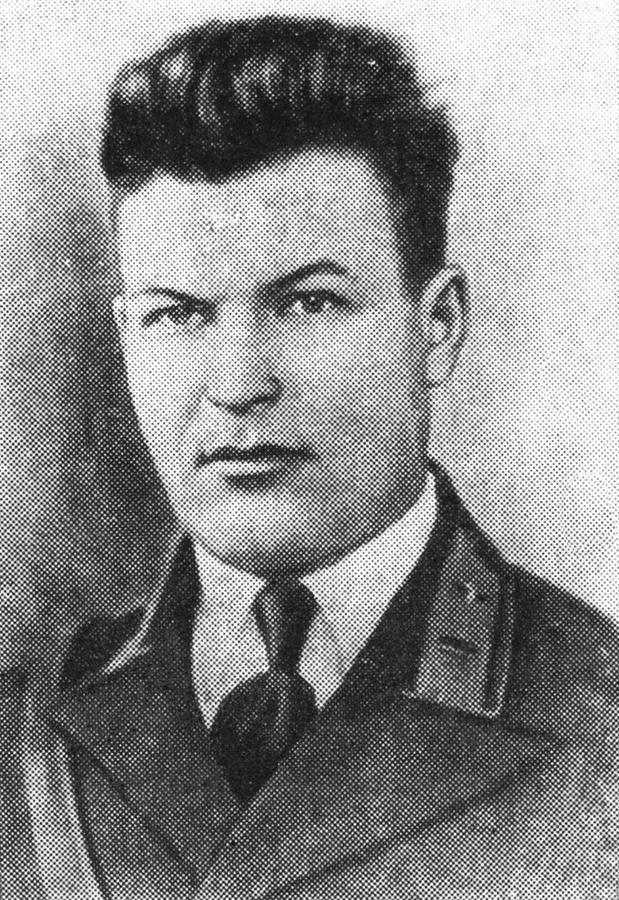 Воронков Михаил Михайлович