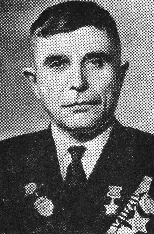 Гаврилов Михаил Иванович
