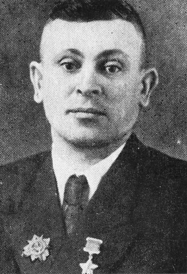 Гавриш Иван Иванович