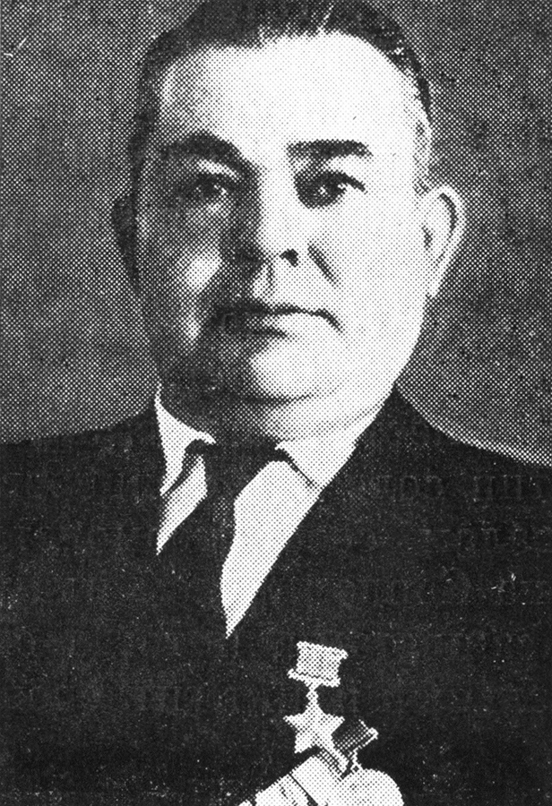 Гапонов Григорий Семенович