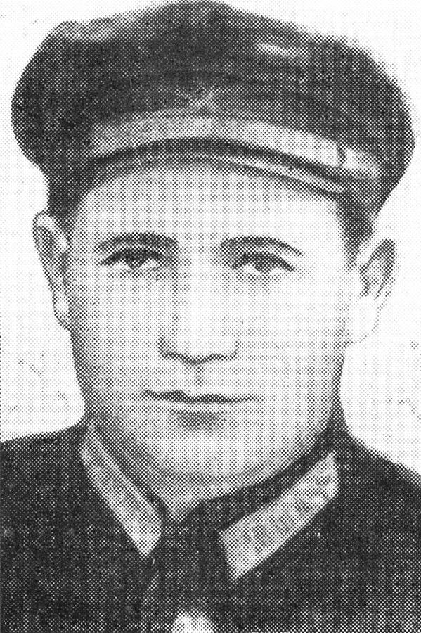 Головач (Головачев) Семен Дмитриевич