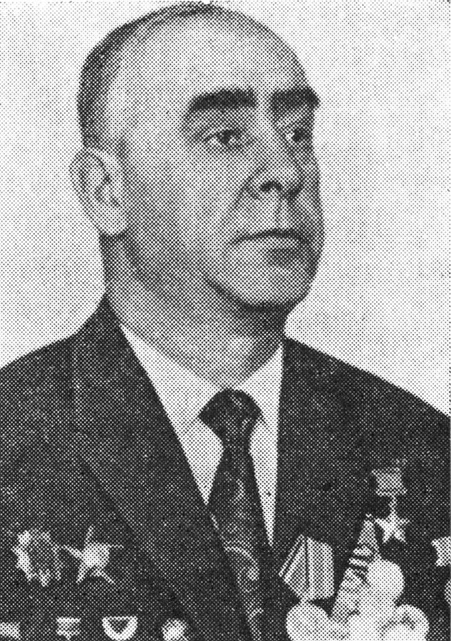 Григорович Леонид Андреевич