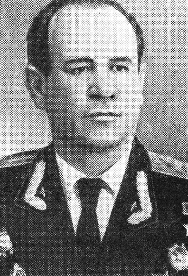 Гросул Иван Тимофеевич