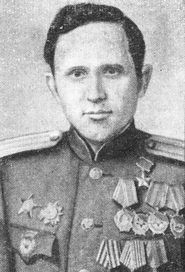 Давыденко Антон Корнеевич