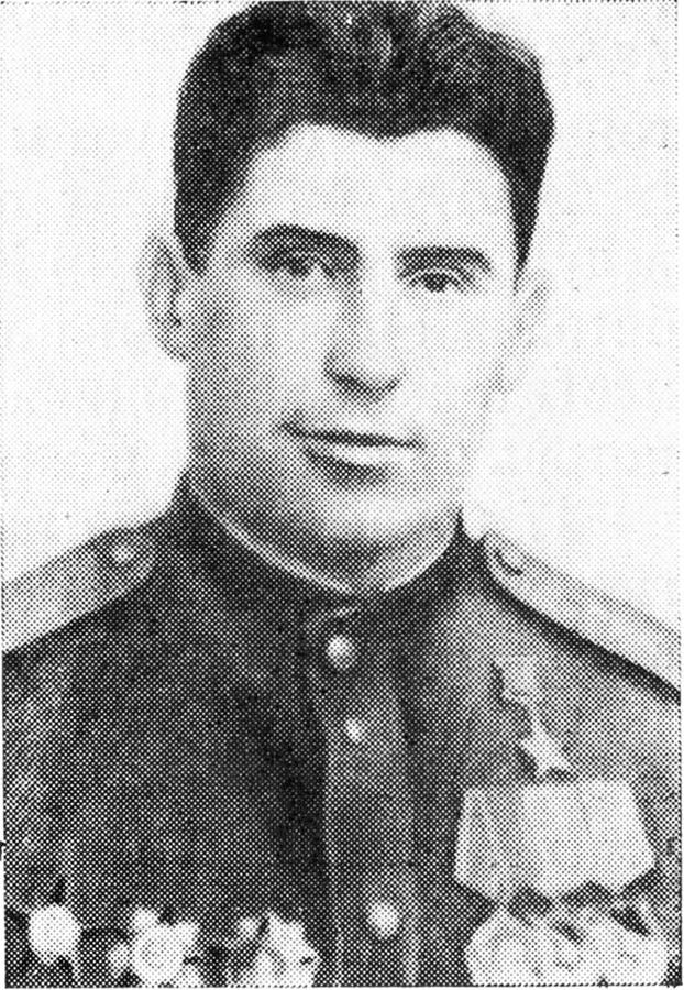 Дорошенко Павел Яковлевич