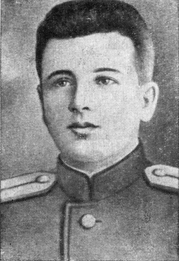 Егубченко Василий Кириллович
