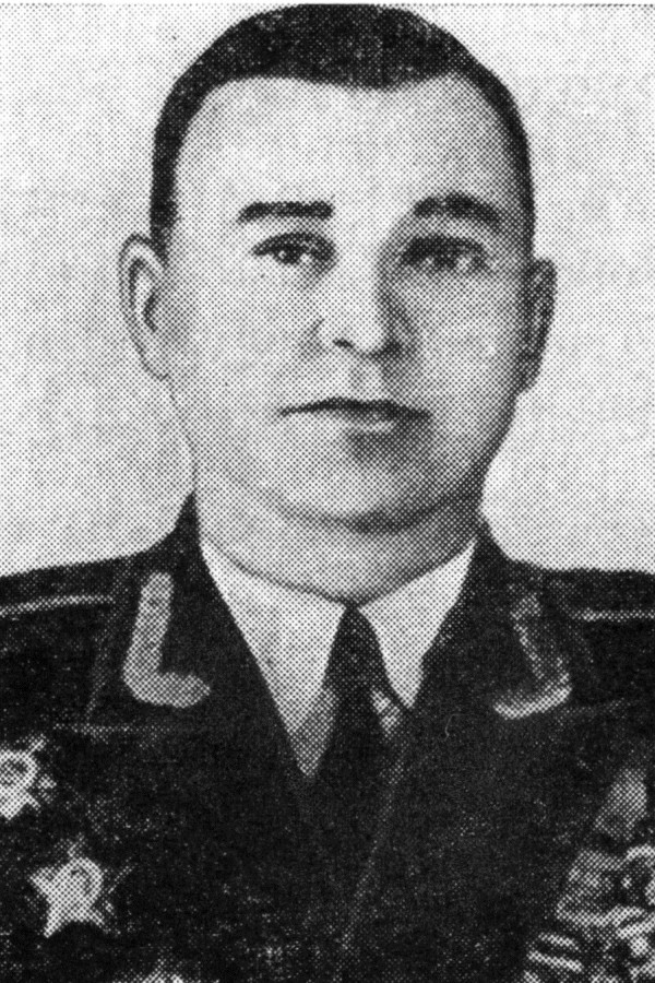 Ермаков Василий Ермолаевич
