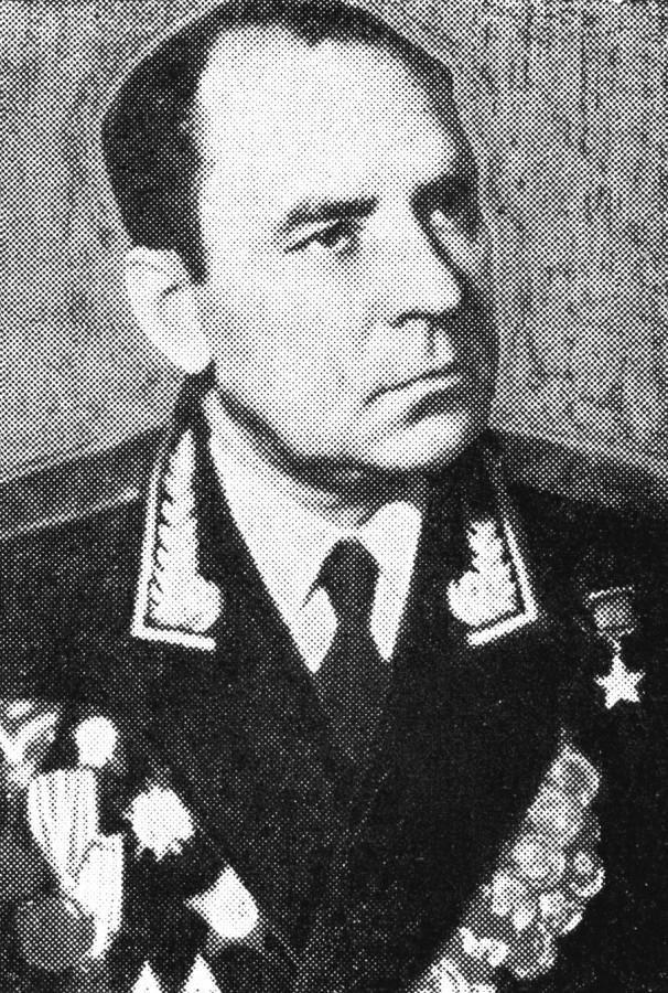 Безух Михаил Иванович