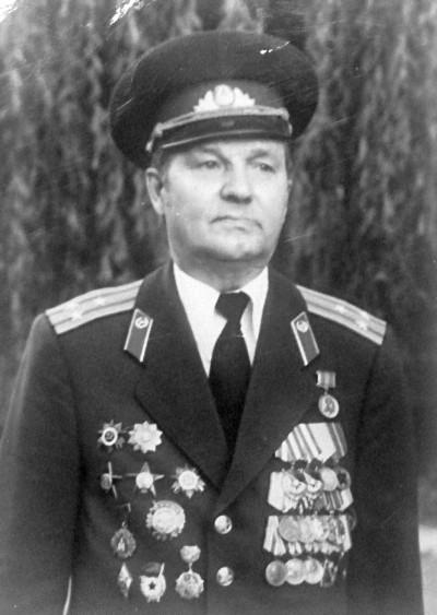 Тюлин Владислав Павлович. 1985