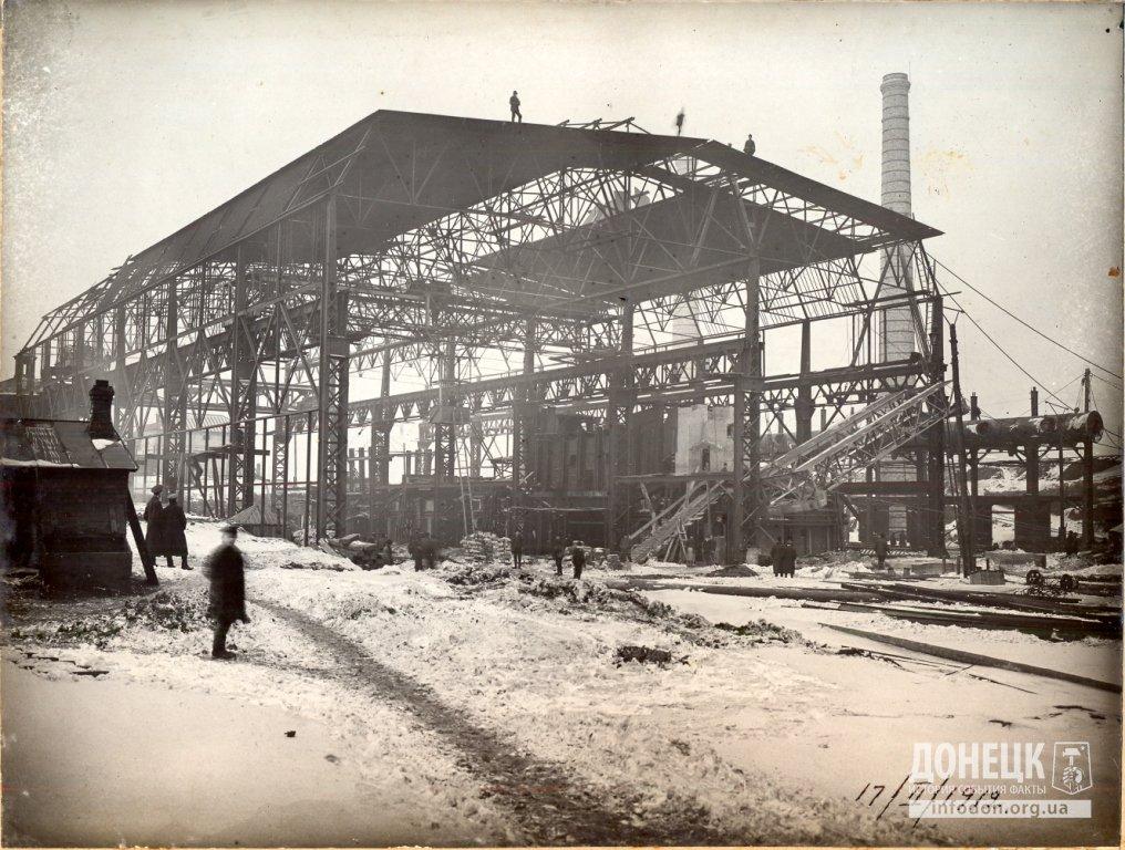 08   17_02_1912 Строительство новомартеновского цеха