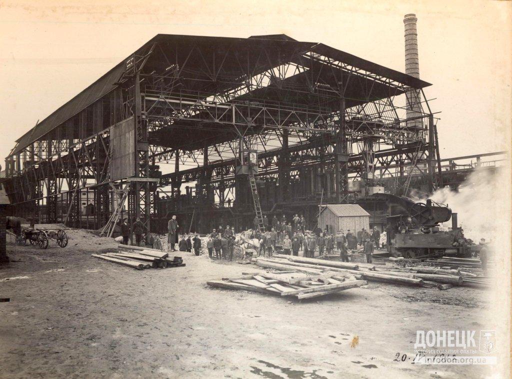 11   20_04_1912 Строительство новомартеновского цеха